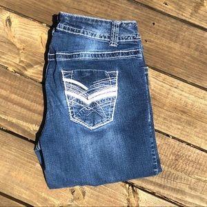 Comfy Capri Jeans